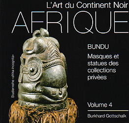 Image Bundu: Masques et statues des Collections Privees -  Volume 4