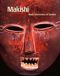Image Makishi: Mask Characters of Zambia